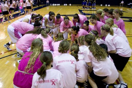 10th Annual Women's Pink Game